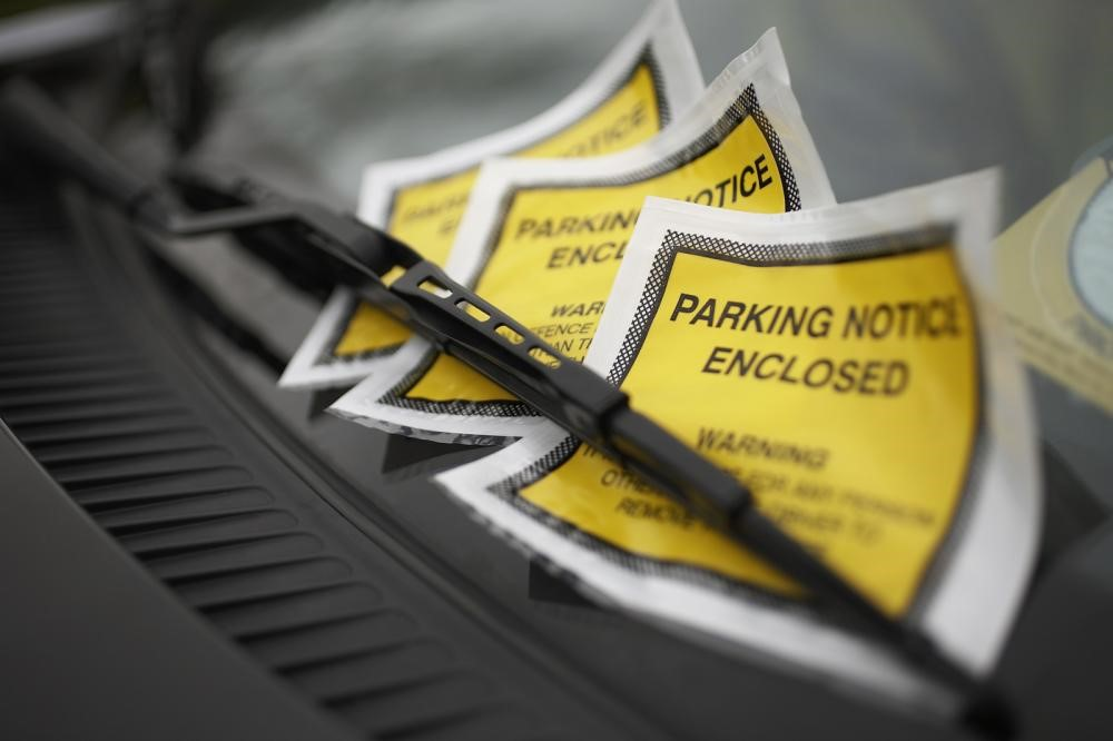 Parking Tickets in Canada